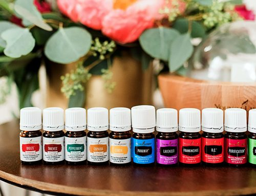 Stay Healthy This Winter (With Essential Oils)!